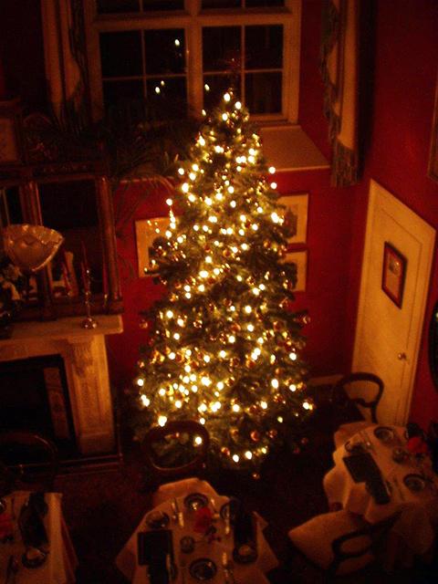 Christmas at Jeake's House