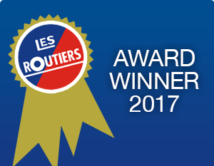 Les routiers award winner 2017