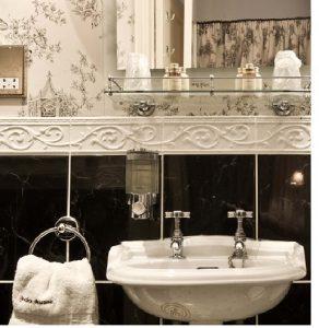 Radclyffe Hall Bathroom