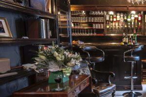 Jeake's House Honesty Bar